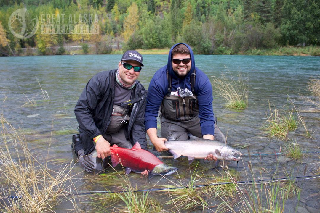 Alaska Family Fishing Adventure