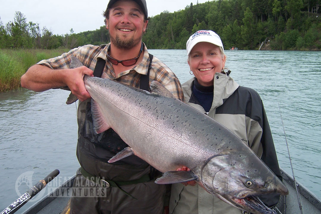Premier Alaska Fishing Package