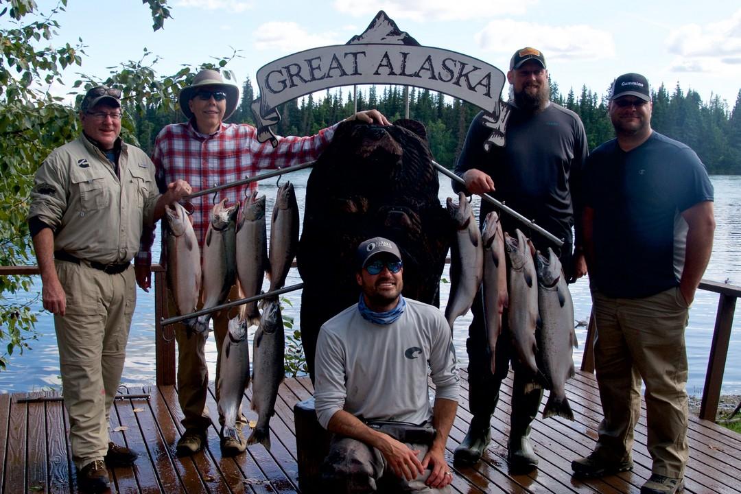 Alaskan Weekend Adventure