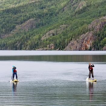 Alaska Nature Trips Paddleboarding