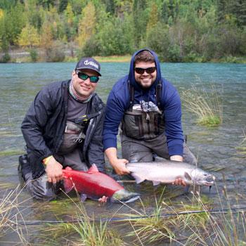 Great Alaska Guides 2 Salmon