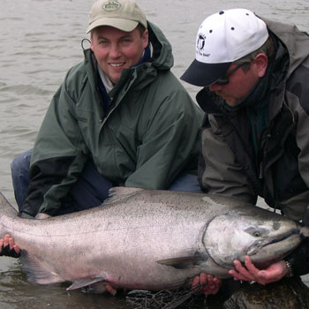 Alaska Lodge Fishing Trip