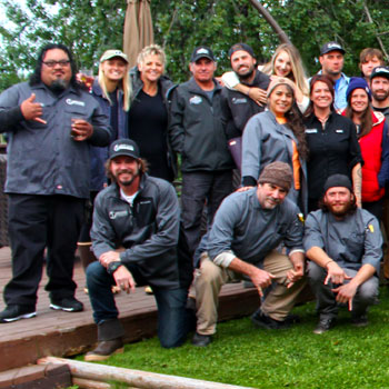 About Us Great Alaska Staff 2017