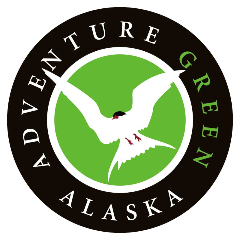 Adventure Green Alaska Logo
