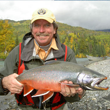 Alaska Day Trips Kenai River Trout Fishing Nice Dolly Varden.jpg Square