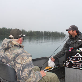 One Day fishing trips from Anchorage