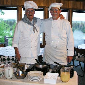 Great Alaska Chefs