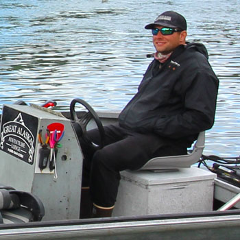 Kenai River Fishing Trips Guide in Boat
