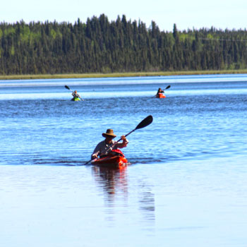 Moose River Paddle